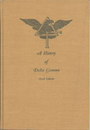 A History Of Delta Gamma Book