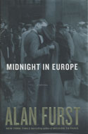 Midnight In Europe Book