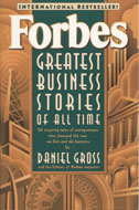 Forbes: Greatest Business Stories of All Time Book