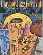Playboy Jazz Festival Program