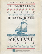 Clearwater's Great Hudson River Revival Program