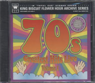 70's Greatest Hits Live Volume 1 CD