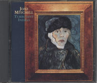 Joni Mitchell CD