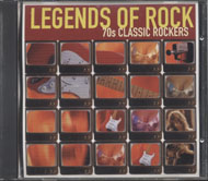 Legends Of Rock: 70s Classic Rockers CD