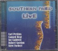 Southern Fried Live CD