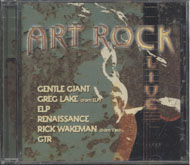 Art Rock Live CD