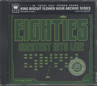 Eighties Greatest Hits Live CD