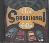 The Sensational 60's Vol. 1 CD