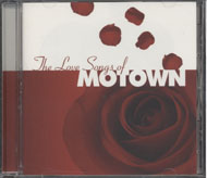 The Love Songs of Motown CD