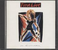Tina Turner Live in Europe Disc 1 CD