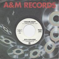 "Rita Coolidge Vinyl 7"" (Used)"