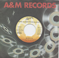 "Herb Alpert & Hugh Masekela Vinyl 7"" (Used)"