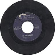 """The Lettermen Vinyl 7"""" (Used)"""