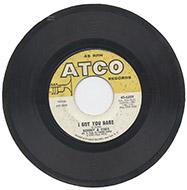 """Sonny & Cher Vinyl 7"""" (Used)"""