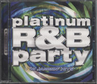 Platinum R&B Party CD