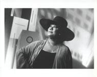Ruth Brown Vintage Print