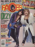 Rocks Faces Vol. 3 No. 8 Magazine