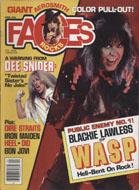 Rocks Faces Vol. 3 No. 5 Magazine
