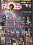 Rocks Faces Vol. 4 No. 10 Magazine