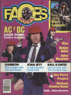 Rocks Faces Vol. 1 No. 5 Magazine