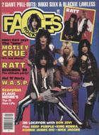 Rocks Faces Vol. 2 No. 11 Magazine
