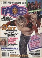 Rocks Faces Vol. 2 No. 8 Magazine