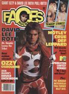 Rocks Faces Vol. 2 No. 6 Magazine