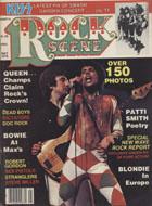 Rock Scene Vol. 6 No. 3 Magazine