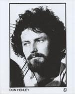 Don Henley Promo Print