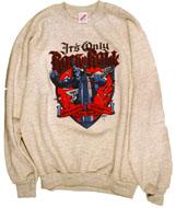 It's Only Rock 'n' Roll Men's Vintage Sweatshirts