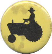 Tractor Passing Pin