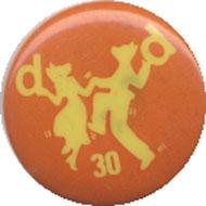 Wolfgang's Dance-Dance Pin