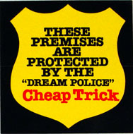 Cheap Trick Sticker