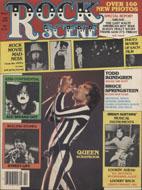 Rock Scene Vol. 7 No. 1 Magazine