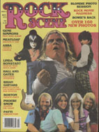 Rock Scene Vol.7 No. 2 Magazine