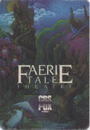 Faerie Tale Theatre Sticker