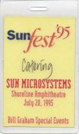 Sunfest '95 Laminate
