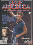 Rockin' America, We Were Born In The U.S.A! Magazine