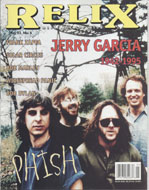 Relix Vol. 22 No. 5 Magazine