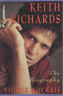 Keith Richards Book
