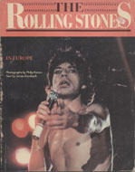 The Rolling Stones in Europe Book