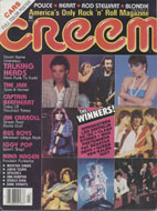 Creem Vol. 12 No. 10 Magazine