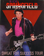Rick Springfield Program