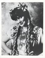 Linda Ronstadt Vintage Print