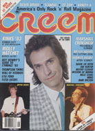 Creem Vol. 15 No. 3 Magazine