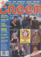 Creem Vol. 14 No. 10 Magazine