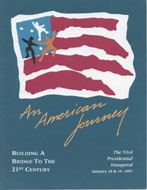 Presidential Inaugural Program