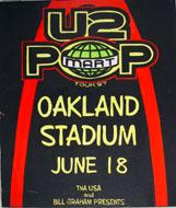 Popmart Tour Poster