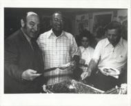George Wein Vintage Print