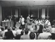 Duke Ellington Orchestra Vintage Print